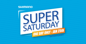 Shimano Super Saturday sale