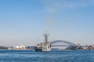 Airbus upgrades Sydney's maritime services