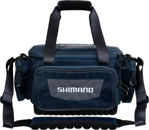 New Shimano fishing bags and storage