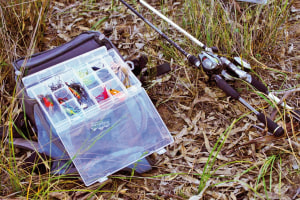 How to store fishing tackle
