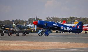 Warbirds - Australian Flying
