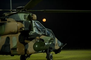 Army's Tiger helicopters provide valuable fire assistance