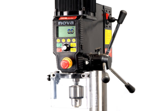 "Review: Nova Viking DVR 16"" benchtop drill press"