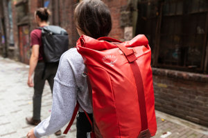 Osprey's Transporter Pack is the go-anywhere pack