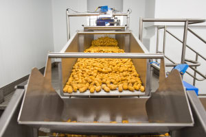 System integration speeds up scampi production