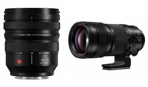 Panasonic announce 70-200mm f/2.8 and 16-35mm f/4 lenses for L-Mount