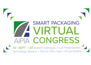 AIPIA Smart Packaging Virtual Congress starts Thurs