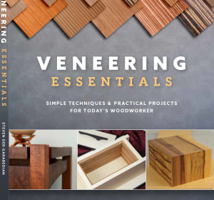 Just published: Veneering Essentials