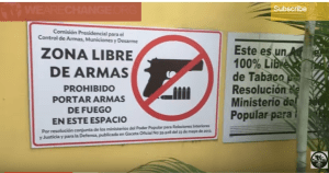 Venezuela - Gun Control Capital Of The World