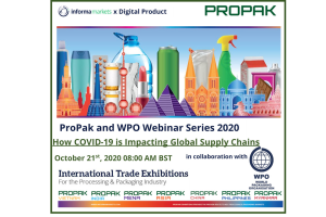 WPO/Informa Markets webinar – 21 October