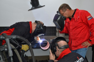 Industry 4.0 showcase features welding innovations