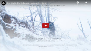 The Wind and the Wolves - A hunters First Buck