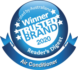 Most trusted brand three years in a row