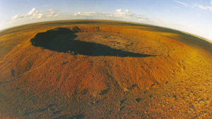 Geologists discover massive meteorite crater in WA