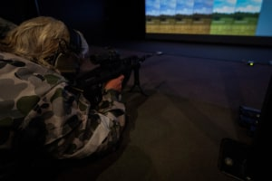 Meggitt wins ADF contract for additional wireless virtual weapons