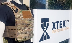 XTEK receives first commercial order for ballistic armour