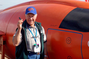 Aviation Legend Chuck Yeager Dead at 97