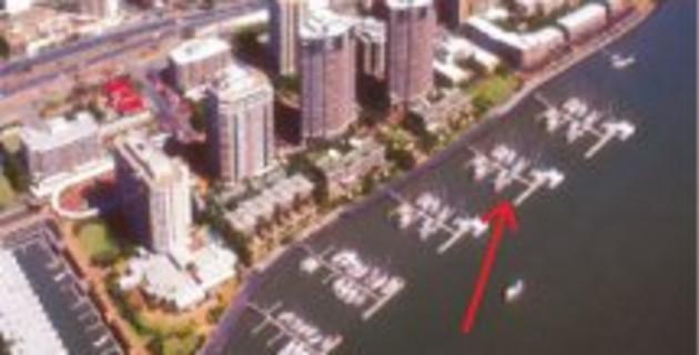Dockside marina berth available in Brisbane River - MySailing com au