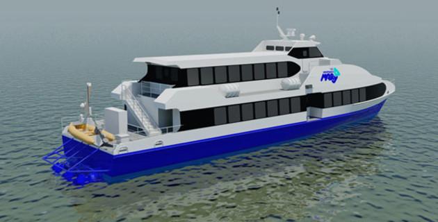 Austal to build second Noumea ferry - Australian Defence Magazine