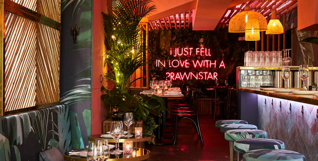 Matteo Bruno Launches Hana On Melbourne's Little Collins
