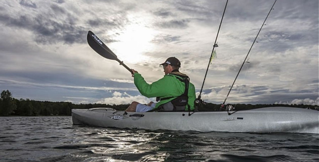 Hobie launches Quest 13 paddle 'yak - Fishing World
