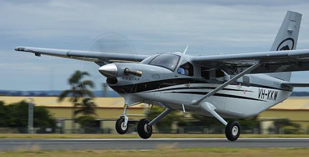 Quest's Big Bear - Australian Flying