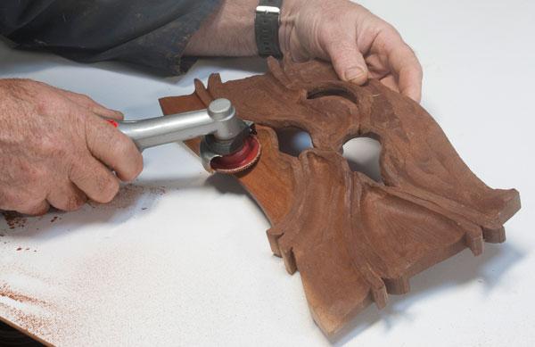 Proxxon Long Neck Angle Grinder - Australian Wood Review