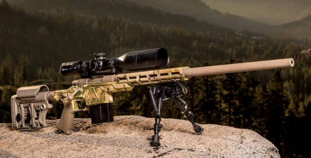 Legacy Sports Releases New HOWA Chassis Rifle for Long-Range