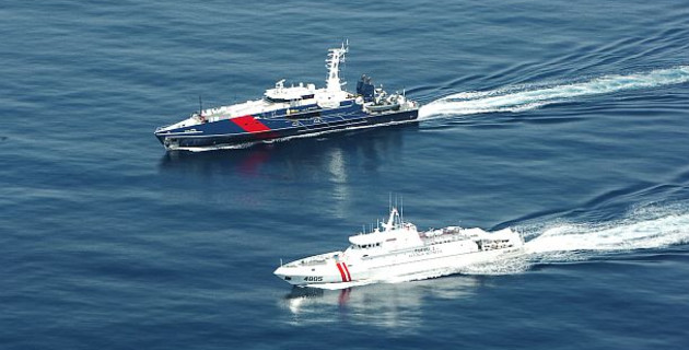 Australia And Indonesia Complete Coordinated Maritime