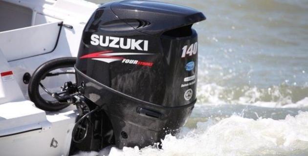 Suzuki launches DF140A - Fishing World