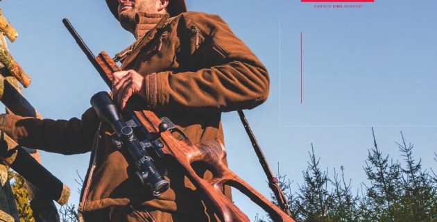 New Rimfire Rifles From Anschutz - Sporting Shooter