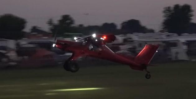 FRIDAY FLYING VIDEO: Draco the Wilga - Australian Flying