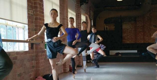 Ballet meets science - Dance Australia 4ef9ae99d