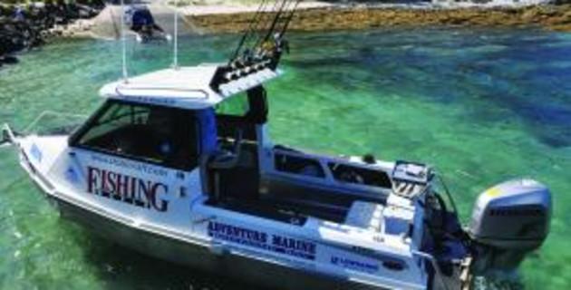 Honda Struts Its Stuff! - Fishing World