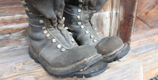 1f0f3a0a3c0 Maintaining your hunting boots - Sporting Shooter