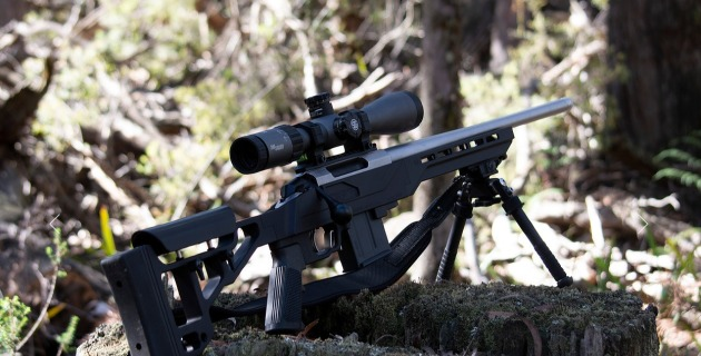 Rifles - Sporting Shooter