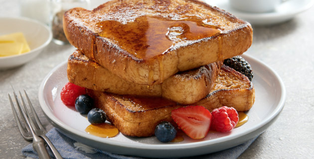 Sunny Queen Eggs Launches Frozen French Toast For