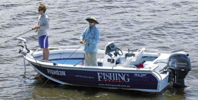 Fuel Miser! - Tested:Yamaha F70 Four-Stroke - Fishing World