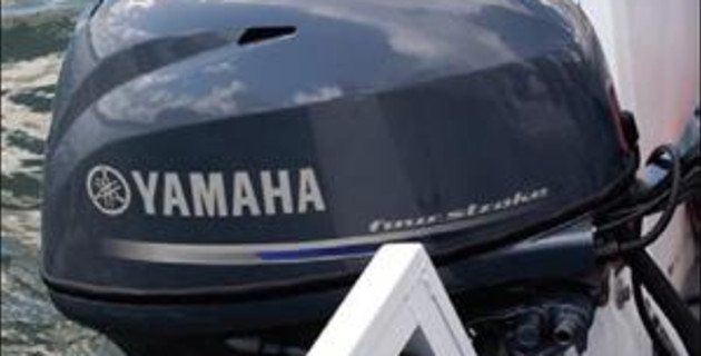 Yamaha's F40F - Fishing World