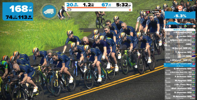 Zwift: The Rise & Rise of Indoor Training - Bicycling Australia